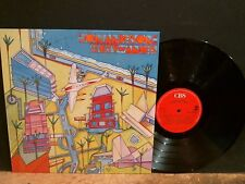JON ANDERSON  In The City Of Angels  LP  Signed/dedicated by Jon Anderson   EX !