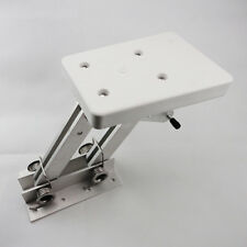 Newest  Aluminum Outboard Mount Motor Bracket Trolling Dingy Marine Auxiliary
