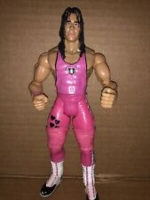 2003 Jakks Pacific Bret the Hitman Hart WWE WCW WWF