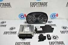 BMW 3 Series E92 2007-2010 M57306D3 330D Automatic Engine ECU Kit DDE CAS Kombi