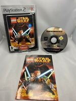 Lego Star Wars: The Video Game (Sony PlayStation 2, 2005) - European Version Pla