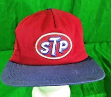 STP USA Made Hat Patch Gas Oil Trucker Mesh Cap Snapback