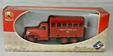 "Solido France #3164 ""du Var"" GMC PC Fire Service Truck 5 1/8"" Long Mint With Box"