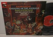 ASD 3448 Saint-Saens Carnival Of The Animals Michel Beroff Jean-Philippe Collard