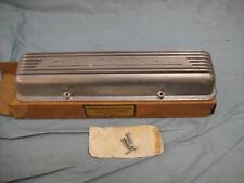 1967 Corvette Aluminum Valve Cover, NOS