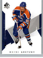 2018-19 Upper Deck NHL SP Authentic #99 Wayne Gretzky Edmonton Oilers  Official