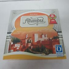 Queen Games Alhambra Board Game NEW