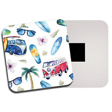 Cool Surfer Fridge Magnet - Surf Surfing Van Summer Holiday Bus Fun Gift #8197