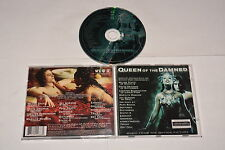QUEEN OF THE DAMNED - SOUNDTRACK - MUSIC CD RELEASE YEAR:2002