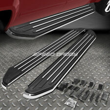 "FOR 07-09 ACURA MDX YD2 SUV 5.5"" BLACK ALUMINUM SIDE STEP RUNNING BOARD NERF BAR"