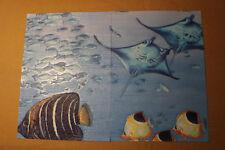 Kartengestaltung Scrapbooking Pinguine braun 2x A4 Bastel Bogen Tapete
