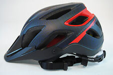 Cannondale Ryker AM Bicycle Helmet Black/Red 54-58cm Medium