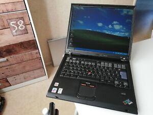 IBM ThinkPad T43 Windows XP SP3 Pro Original / iDeal valise de diagnostique