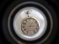 1903 Elgin Grade 211 Model 7 16s 7j SS/SW Pocket Watch