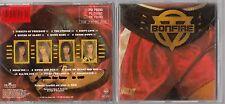 BONFIRE - KNOCK OUT CD 1991 ORIGINAL PD 75093 RCA GERMANY