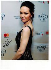KATRINA LENK--ACTOR-SINGER --BROADWAY--THE BANDS VISIT--Signed 8X10 PHOTO  2018