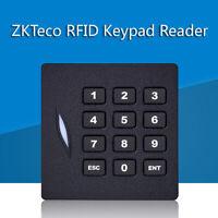 KR500E Mini Waterproof Reader 125KHz RFID EM4100 WG26 For Access Control
