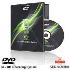 LINUX MINT-MATE (WINDOWS 10 ALTERNATIVE) 64bit Full Install Operating System