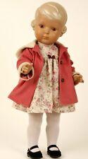 Schildkröt Puppenkleidung für 56 cm Puppen Puppen Wintermantel und Puppen Kleid