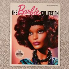 Barbie Collector CATALOG Claudette Gordon HOLIDAY Preview 2015