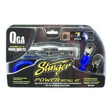 0 Gauge High Quality Tru Spec Power Amp Install Kit Wire 4000 Watts Accessory