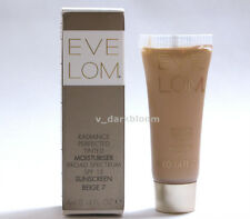 EVE LOM Radiance Perfected TINTED MOISTURISER *BEIGE 7* SPF 15 4ML NEW IN BOX