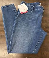 NEW Isabel Maternity By Ingrid & Isabel Jegging Jeans Size 8/29 Adjustable Waist