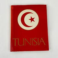 Tunisia by Pietro Francesco Mele Hardcover Coffee Table Book Vintage