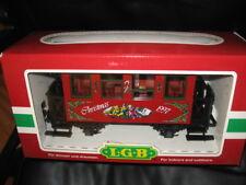 LGB #36077 1997 Christmas Passenger Car