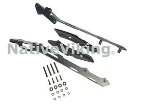 Givi SR6419 TRIUMPH TRIDENT 660 2021 Luggage TOP BOX RACK Black without plate