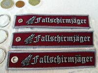 Fallschirmjäger / 3x Schlüsselanhänger YAKAiR NATO RAF Bundeswehr Heer