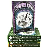 Amelia Fang 5 Books Children Collection Paperback Set By Laura Ellen Anderson