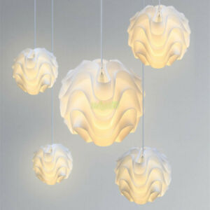 Modern Le Klint LED Pendant lamp White Shade Chandelier Suspension light Lustre