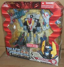 Transformers Revenge of The Fallen SUPERION Misb New Combiner Rotf