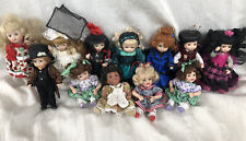 Lot of 12 Marie Osmond Dolls Tiny Tots Marie Osmond Doll Adorable!