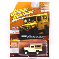 Toyota Land Cruiser 1980,Scale 1:64 by Johnny Lightning