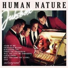 HUMAN NATURE Jukebox PERSONALLY SIGNED BY HUMAN NATURE CD NEW