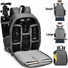 CADeN D6 Black Camera Bag Waterproof Backpack for Canon Nikon Sony Olympus SLR