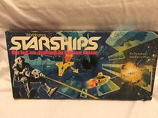 Vintage Starships - Waddingtons - 1980