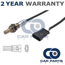 Pour ALFA ROMEO 147 3.2 GTA 2003 - 4 câbles arrière gauche LAMBDA capteur d'oxygène gaz d'échappement