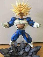Dragon ball z Trunks resine statue dbz