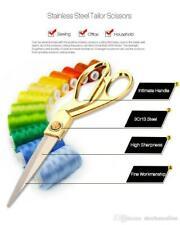 """(10.5"""") Stainless Steel Tailoring Scissors, Dressmaking Heavy Duty Shears"""