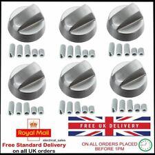 piano cottura argento ADATTATORI MANOPOLE di controllo forno 8 x STOVES BELLING NEW WORLD /& bianca fornello