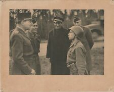 Photo Militaire WW2 photo publiée (NON ORIGINALE)