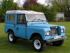 land rover classic series 3 88 swb 4x4 diesel 1976 http://www.v1twn.com delivery