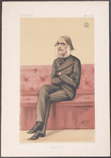 Vanity Fair - Lord Sandhurst GCB GCSI. 259 - 1874 - Colored Lithograph