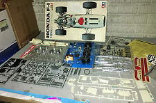 1/12 Scale 1968 Tamiya Honda F-1 Race Car Model Kit W/Electric Motor BS-1201