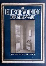GERMAN HOME TODAY 1930 Modernism Gropius Breuer Behrens Interior Design BAUHAUS