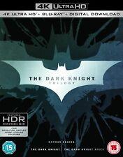 The Dark Knight Trilogy [Blu-ray] [2017]