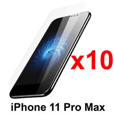 Anti-scratch 4H PET film screen protector Apple iphone 11 PRO MAX front